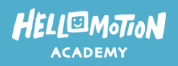 Online Learning HelloMotion Academy